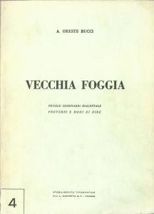 Arturo Oreste Bucci - Vecchia Foggia Vol. 4