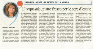 Francesca Rutigliano - L'acquasale