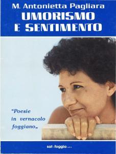 Maria Antonietta Pagliara - Umorismo e sentimento