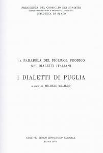 Michele Melillo - La parabola in foggiano